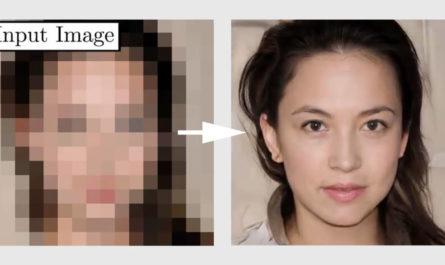 Face Depixelizer