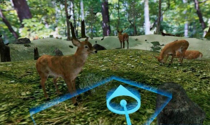 Виртуальный заповедник позволит изучать животных в естественной среде их обитания