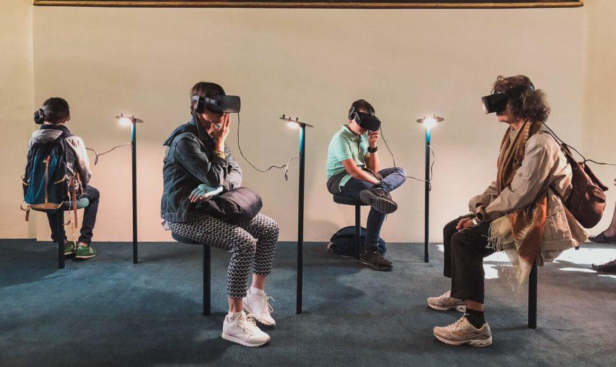 Виртуальная реальность научит сотрудников вести жёсткие переговоры