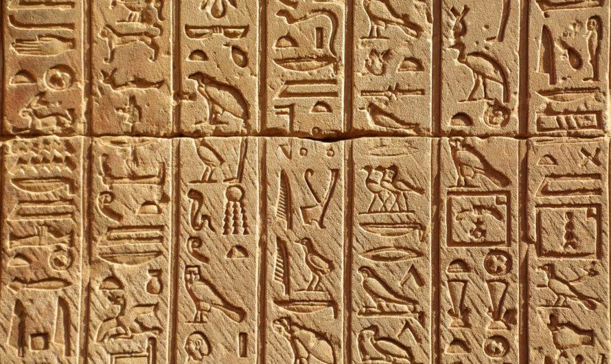 Google научился переводить египетские иероглифы с помощью машинного обучения