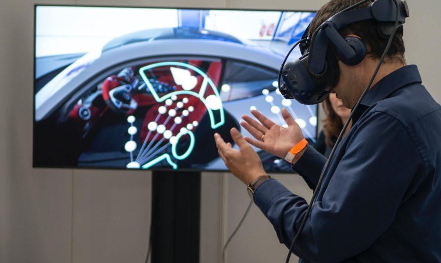 Программисты разработали проект «Expocar» — машину виртуальной реальности