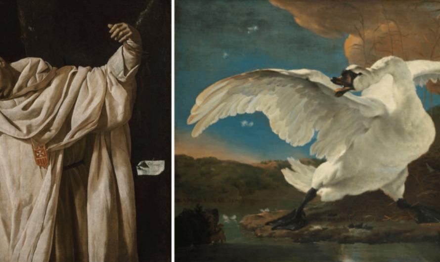 Искусственный интеллект находит скрытое сходство между разными картинами художников