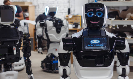 Онлайн-магистратура по робототехнике