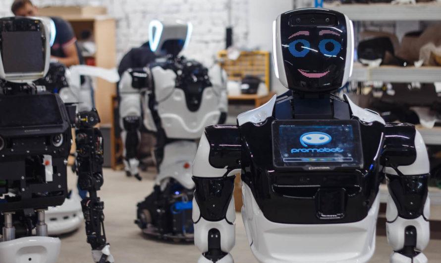 Набор на первую в России сетевую онлайн-магистратуру по робототехнике