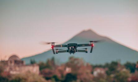 Система посадки дронов