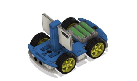 OpenBot от Intel