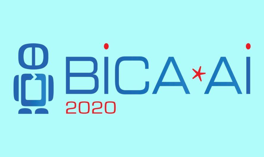 BICA*AI 2020 — конференция по когнитивным архитектурам для искусственного интеллекта