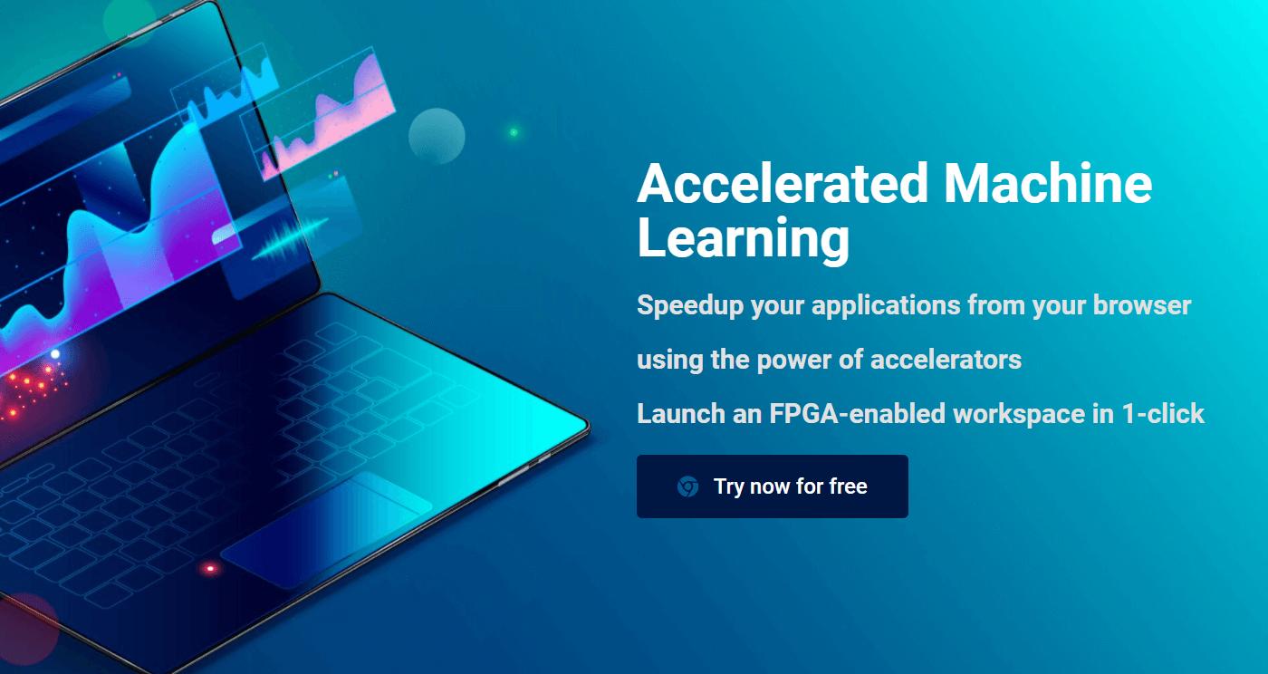 InAccel Accelerated Machine Learning Studio