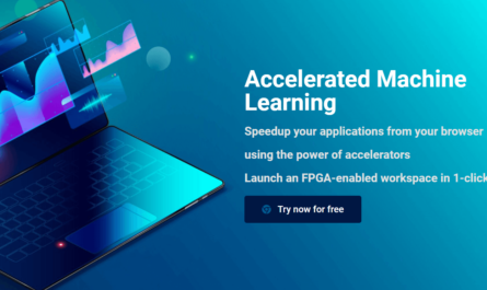 InAccel Accelerated Machine Learning Studio
