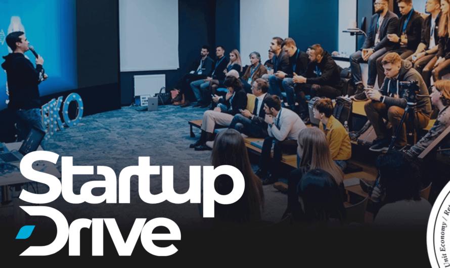 Акселератор StartupDrive от «Газпром нефти»