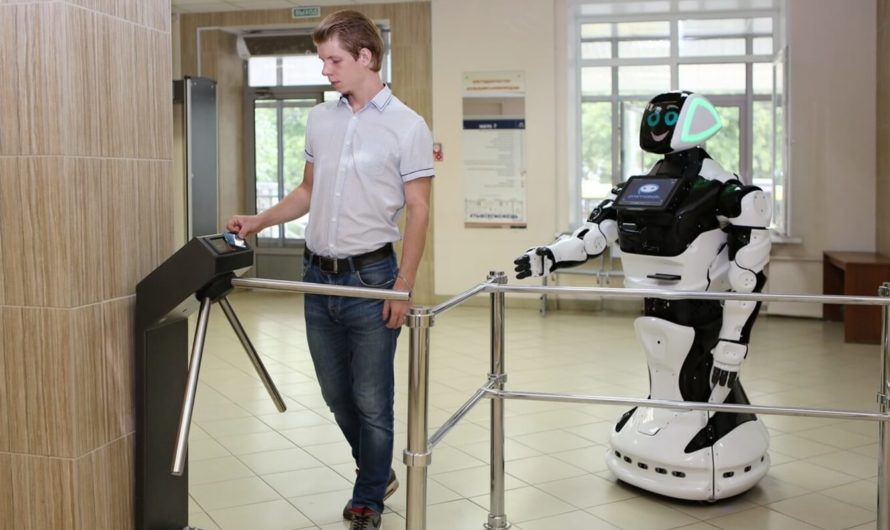 В России научили роботов общаться без подключения к интернету