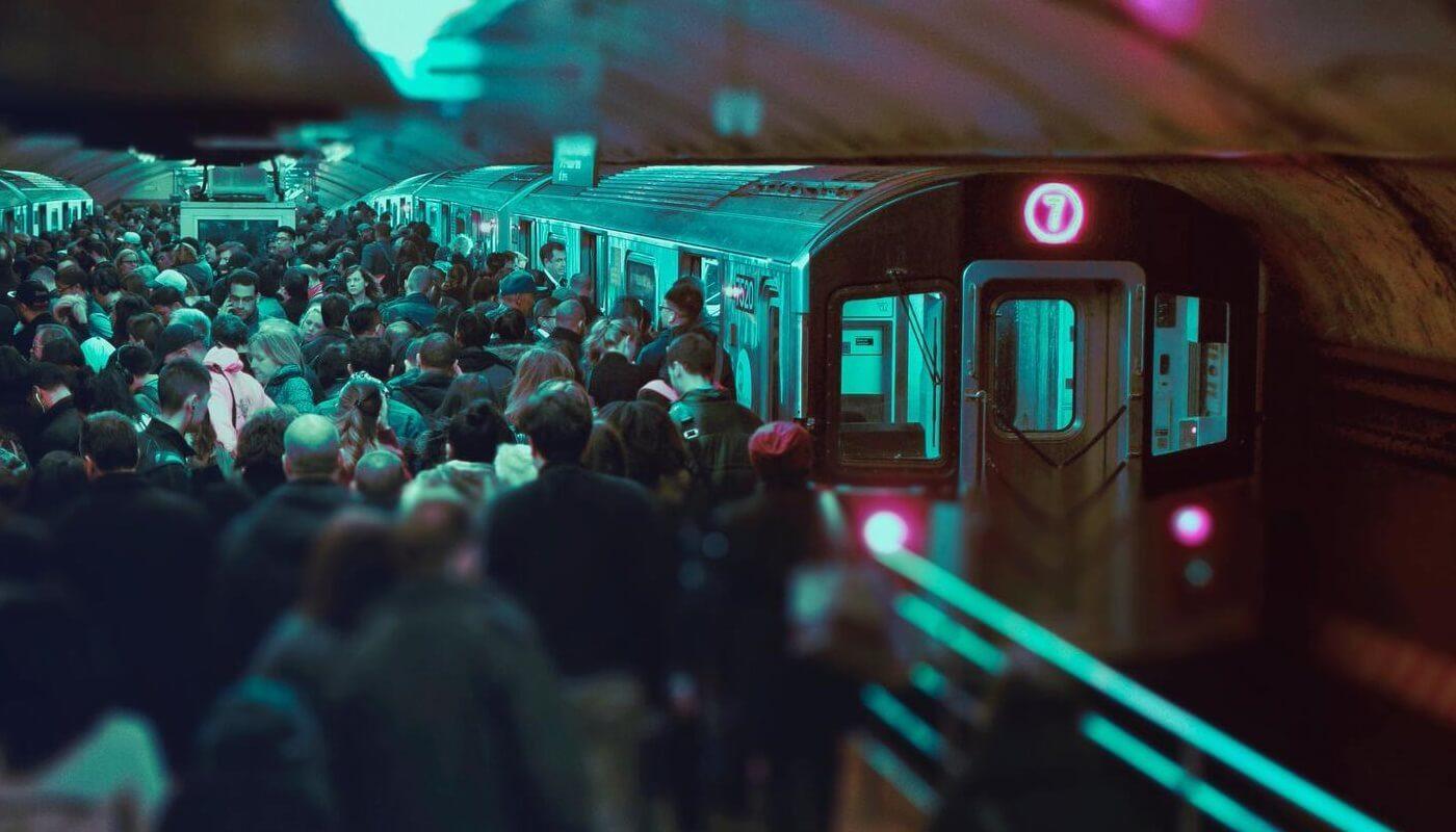Яндекс.Карты стали показывать загруженность московского метро