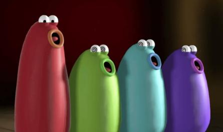 Blob Opera Google