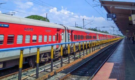 Прогноз задержек на железных дорогах ИИ