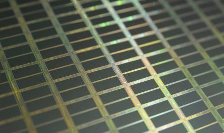 Световой чип с ии