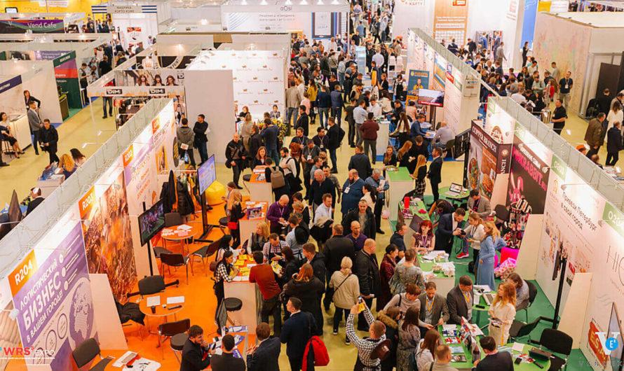 VendExpo и WRS5 — международная выставка вендинговых технологий и систем самообслуживания