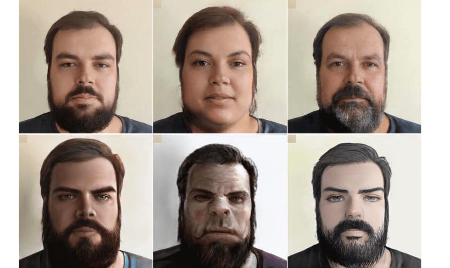 «Алиса» научилась изменять внешность людей на фотографиях