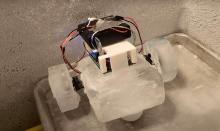 IceBot Robots