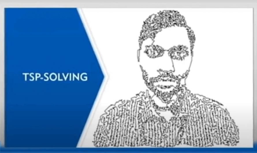 Искусственный интеллект научился рисовать портреты в виде кривой Жордана