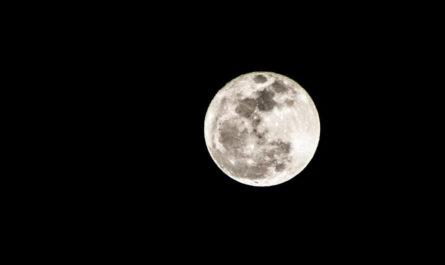 На Луне ИИ нашёл ещё 109 тысяч кратеров