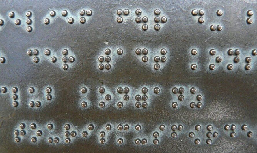 Искусственный интеллект научился печатать на клавиатуре Брайля