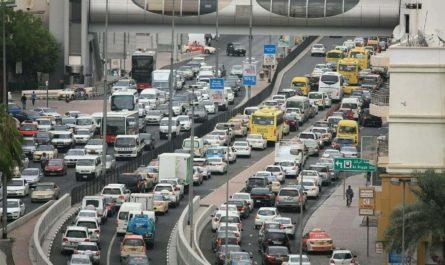 Пробки на дорогах прогнозирует ИИ