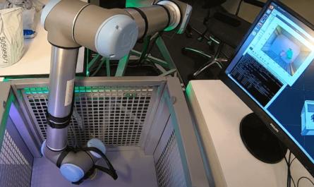 Система управления роботами от Сбер и Microsoft
