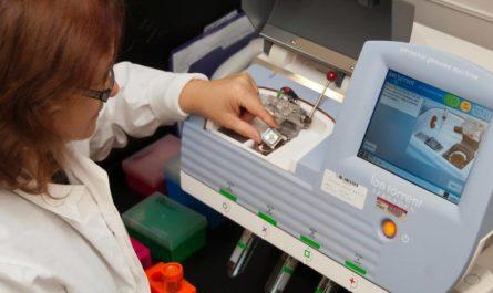 Диагностика инфекционных заболеваний с использованием МО
