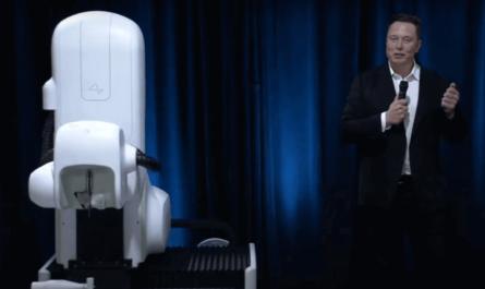 Маск собирается чипировать людей