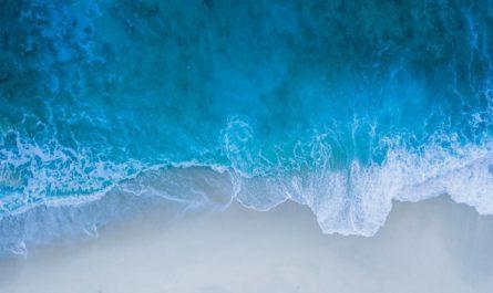 Приложение для поиска пластика в море