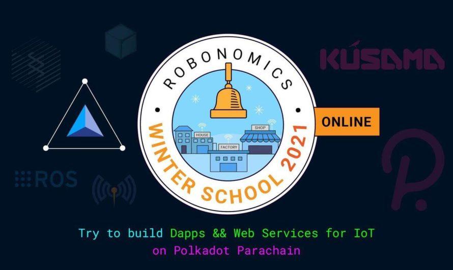 Бесплатные лекции и мастер-классы о роботах, IoT и блокчейне