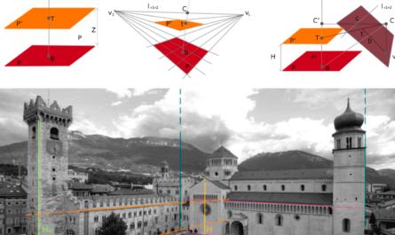 4D-моделирование зданий с помощью МО