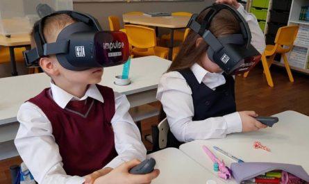 Нейроинтерфейсы помогут школьникам лучше учиться