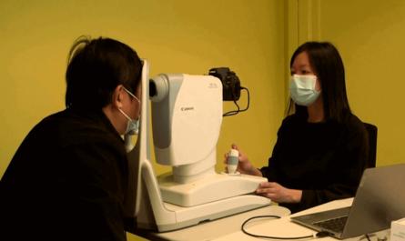 Определение аутизма с помощью сканирования сетчатки глаз