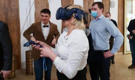 Туристы Хакасии погрузятся в виртуальную реальность