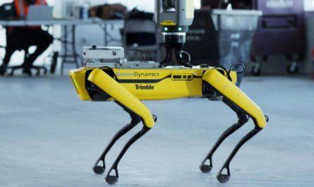 Роботы научились преследовать других роботов