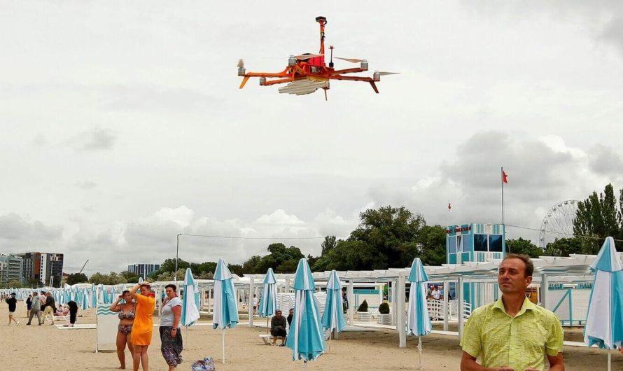 В России заступили на дежурство первые дроны-спасатели