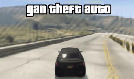 GAN Theft Auto нейросеть
