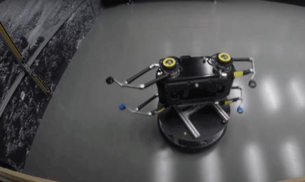 Low Gravity Robots