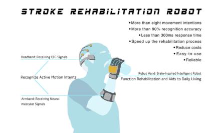 NCyborg Project new stroke rehabilitation pattern