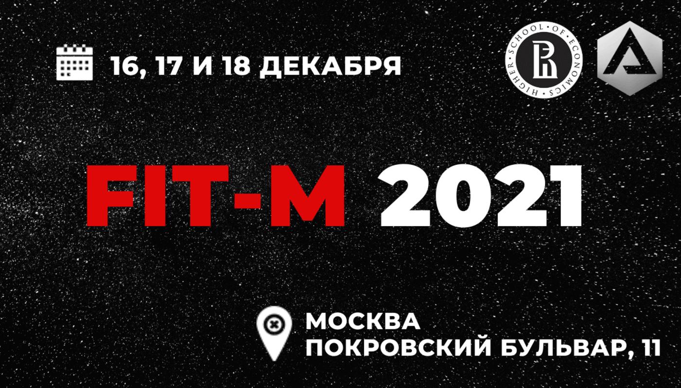 FIT-M 2021