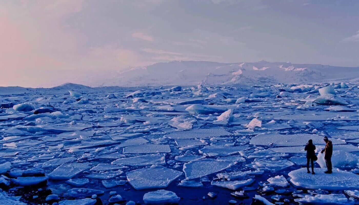 Исчезновение льда в Арктике предскажет ИИ