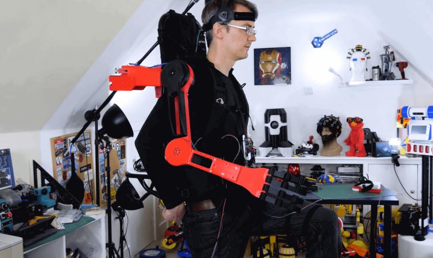 Инженер создал роборуку, которая может «думать» самостоятельно