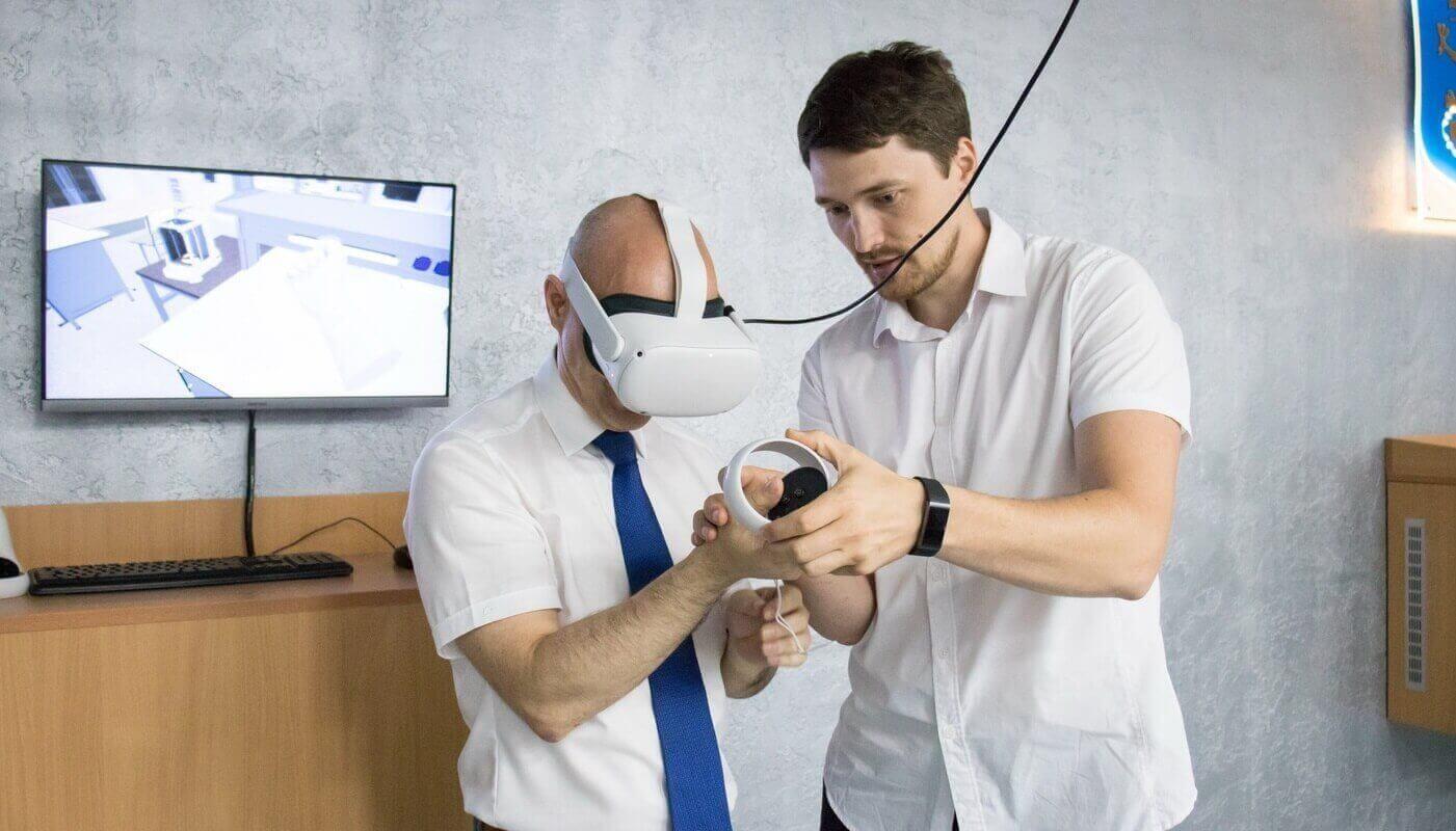 VR-лаборатория открыта в УрГЭУ